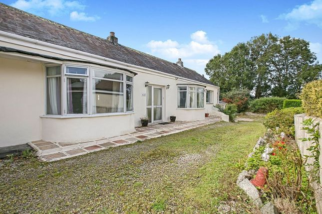 Thumbnail Bungalow for sale in Mount Pleasant Road, Camborne, Cornwall
