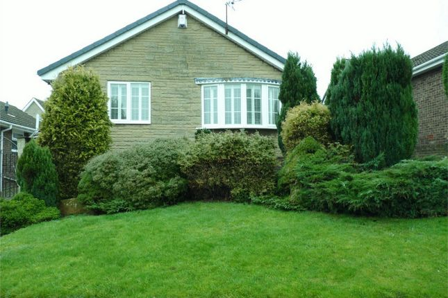 Thumbnail Detached bungalow for sale in Markbrook Drive, High Green, Sheffield, South Yorkshire