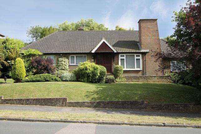 Thumbnail Bungalow for sale in Chiltern Avenue, Bushey Heath