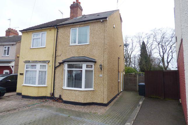 Semi-detached house in  Sunningdale Avenue  Holbrooks  Coventry  Birmingham