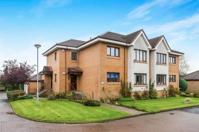 Thumbnail Flat for sale in Canberra Court, Braidpark Drive, Giffnock, East Renfrewshire