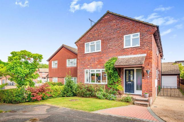 4 bed detached house for sale in Wagg Close, East Grinstead RH19