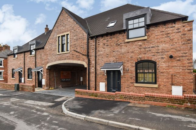 Thumbnail End terrace house for sale in Etterby Road, Carlisle