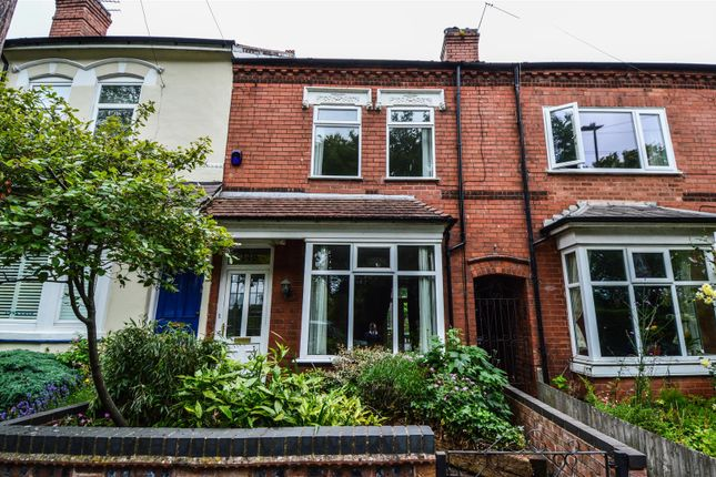 Thumbnail Terraced house to rent in Franklin Road, Bournville, Birmingham, West Midlands