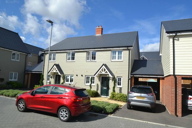Thumbnail Semi-detached house for sale in Broomfield, Chelmsford, Essex