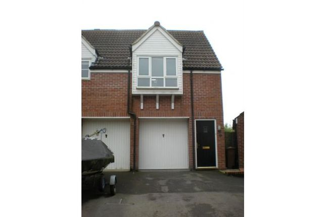 Thumbnail Flat to rent in Woodpecker Meadow, Gillingham