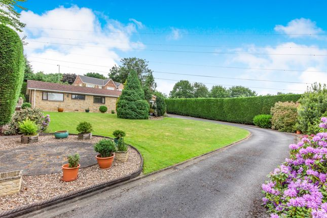 Thumbnail Detached bungalow for sale in Aberford Road, Stanley, Wakefield