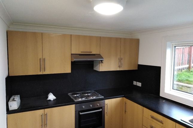 Thumbnail Terraced house to rent in Hughes Crescent, Mayfield, Midlothian