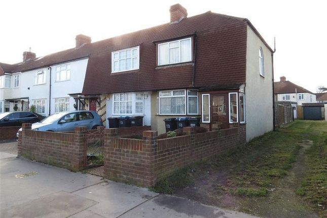Thumbnail Terraced house to rent in Ringwood Avenue, Croydon
