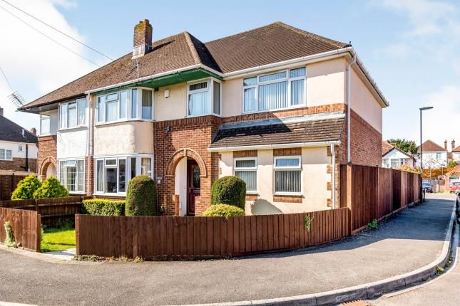 Thumbnail Semi-detached house for sale in Upper Shirley, Southampton, Hampshire