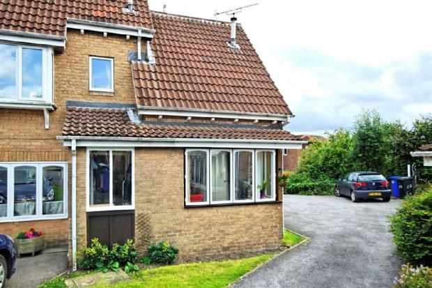 Thumbnail Semi-detached house to rent in Westminster Close, Lodge Moor, Sheffield