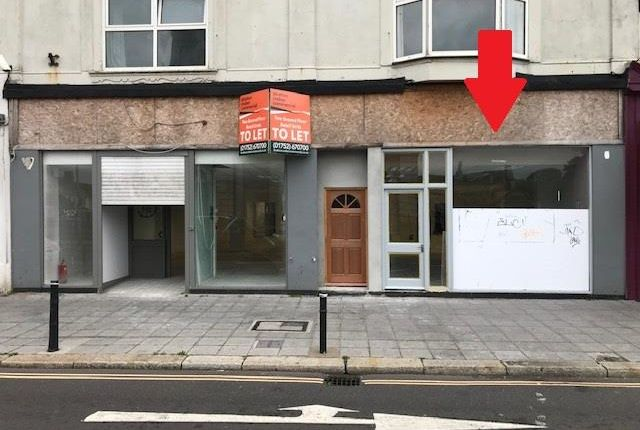 Thumbnail Retail premises to let in Mutley Plain, Mutley, Plymouth