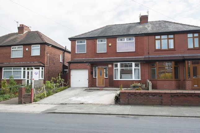 Thumbnail Semi-detached house for sale in King Edward Road, Gee Cross, Hyde