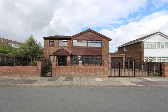 Thumbnail Detached house for sale in Walton Street, Hopwood, Heywood