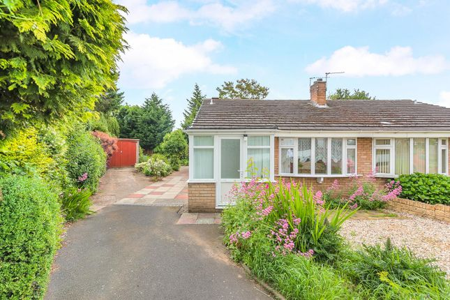 Thumbnail Bungalow for sale in Bracken Grove, Wellington, Telford