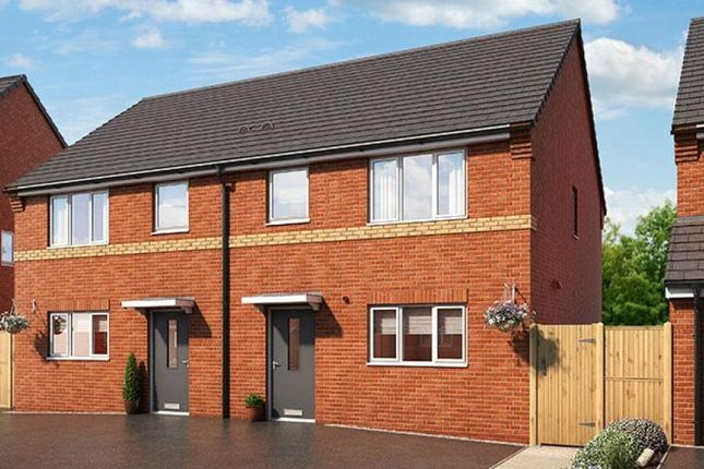 Thumbnail Semi-detached house for sale in Rowan Tree Road, Oldham