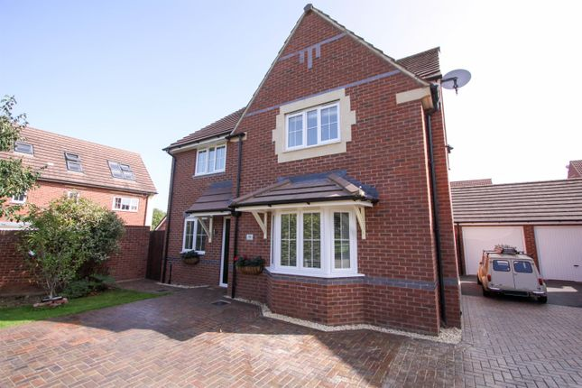 Thumbnail Detached house for sale in Cardington Close, Kingsway, Quedgeley