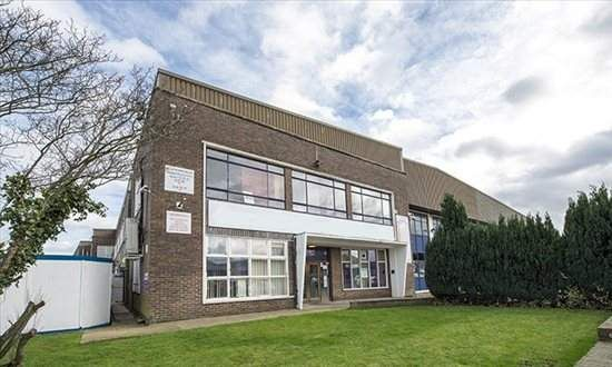 Serviced office to let in Vulcan Way, New Addington, Croydon