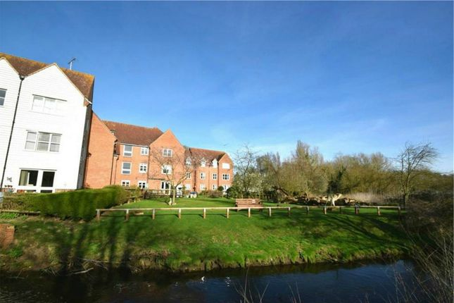 Thumbnail Flat for sale in Moorfield Court, Newland Street, Witham, Essex