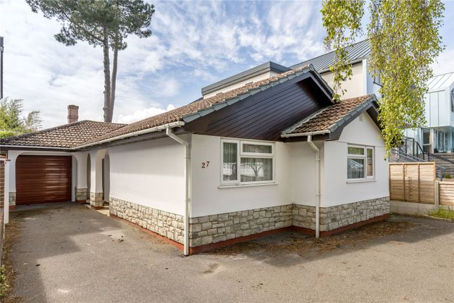 Thumbnail Bungalow for sale in Seacombe Road, Sandbanks, Poole, Dorset
