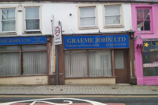 Thumbnail Commercial property for sale in Oxford Street, Mountain Ash