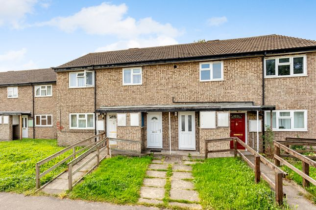 Thumbnail Flat for sale in Carentan Close, Selby
