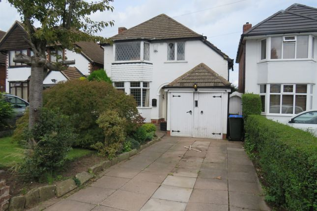 Thumbnail Detached house for sale in Coronation Road, Great Barr, Birmingham