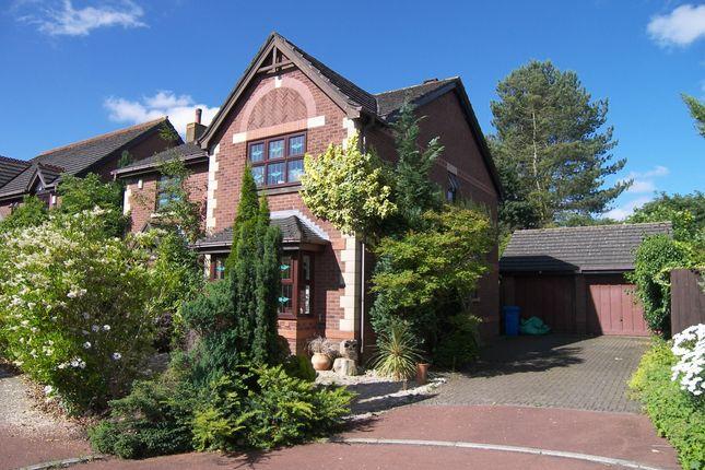 Thumbnail Detached house for sale in Beechfield Avenue, Wrea Green, Preston