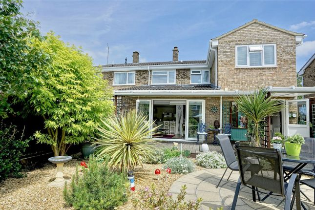 Thumbnail Semi-detached house for sale in Manor Farm Road, Eynesbury, St. Neots