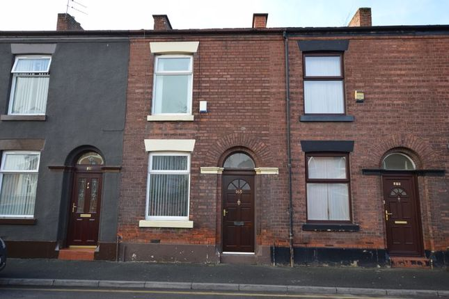2 bed terraced house to rent in Ashton Road, Denton, Manchester M34