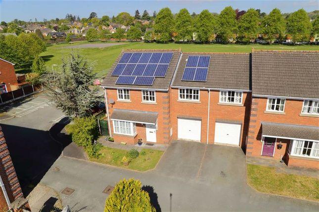 Semi-detached house for sale in Jemmett Close, Oswestry