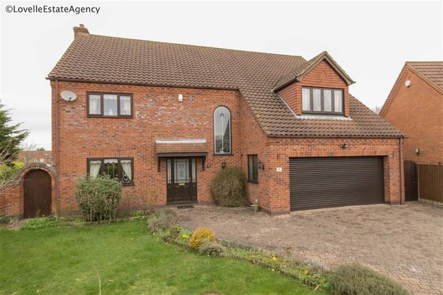 Thumbnail Property for sale in Linnet Close, Scunthorpe