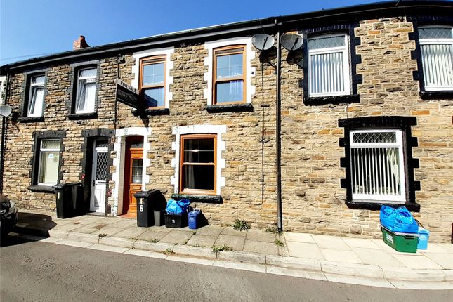 Thumbnail Terraced house for sale in Victoria Street, Merthyr Vale, Merthyr Tydfil, Victoria Street