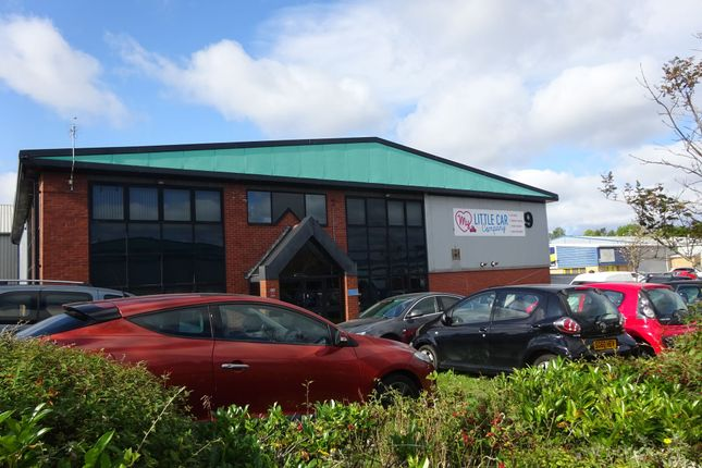 Thumbnail Industrial to let in Dragonville Industrial Park, Dragon Lane, Durham