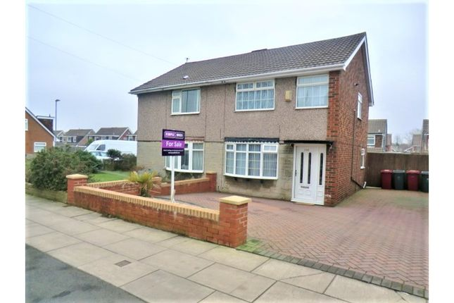 Thumbnail Semi-detached house for sale in Mackets Lane, Liverpool