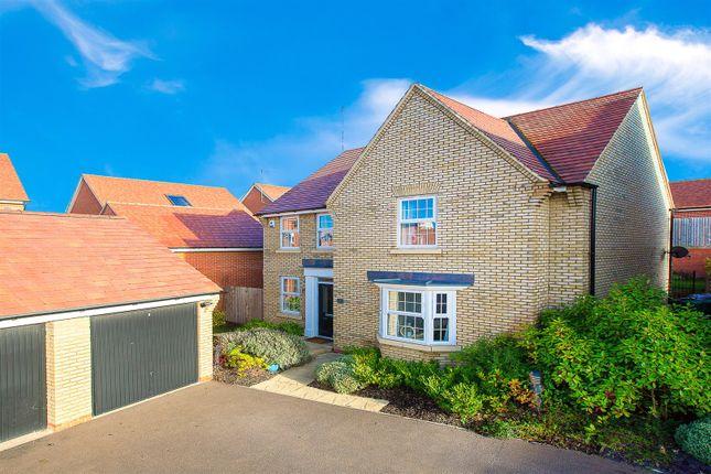 Thumbnail Detached house for sale in Donnington Road, Burton Latimer