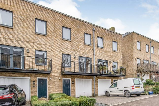 Thumbnail Town house for sale in College Road, Chatham Historic Dockyard