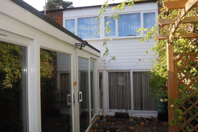 Thumbnail End terrace house for sale in Lingwood Close, Bassett