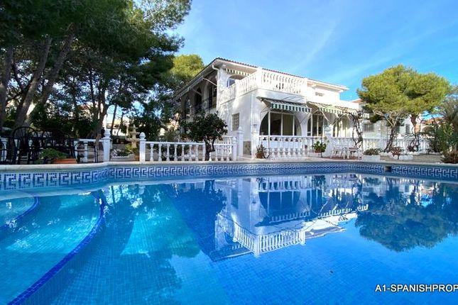 Thumbnail Villa for sale in Pinar De Campoverde, Orihuela Costa, Alicante, Valencia, Spain