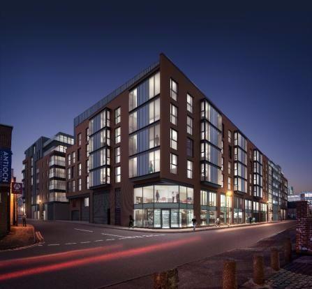 Hodgson Street, Sheffield, South Yorkshire S3