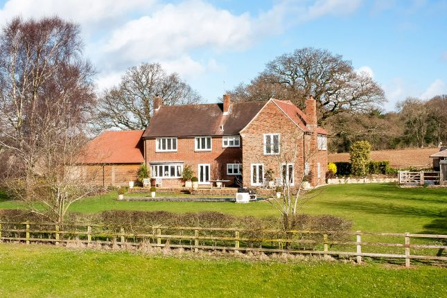 Thumbnail Detached house for sale in Stakes House, Cross Lane, Upham