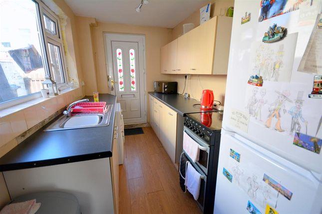 Kitchen of Richard Terrace, Coronation, Bishop Auckland DL14