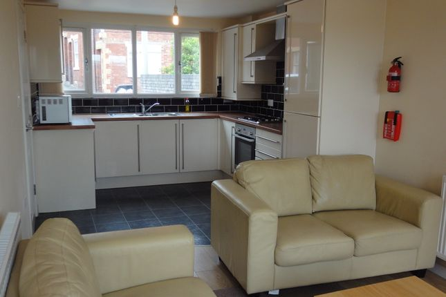 Thumbnail End terrace house to rent in Dorset Street, Sheffield