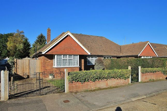 Thumbnail Semi-detached bungalow for sale in Send Close, Send, Woking
