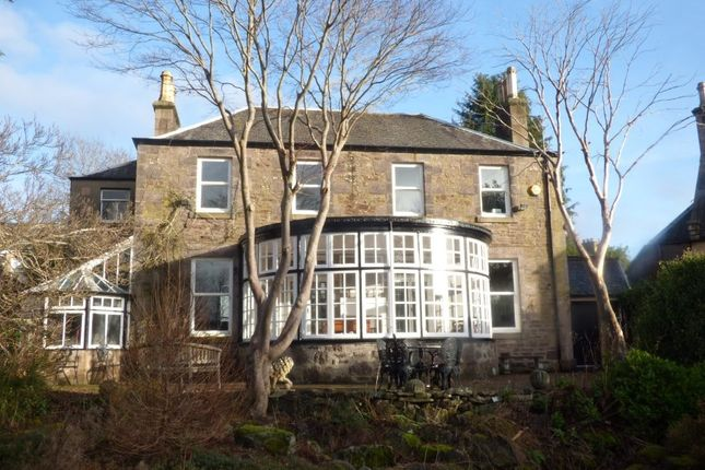Thumbnail Detached house for sale in Ewanfield, Crieff
