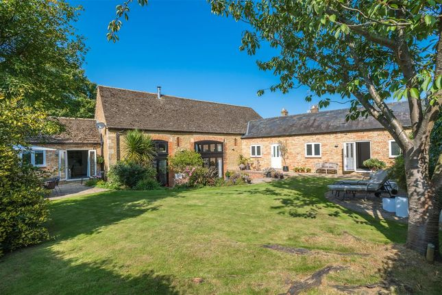 Thumbnail Property for sale in Cherry Orton Road, Orton Waterville, Peterborough