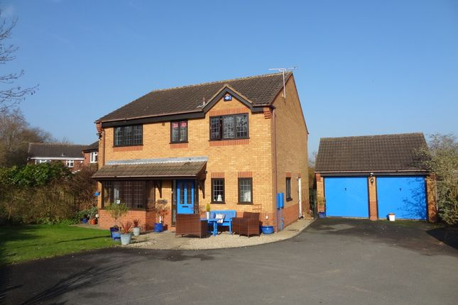 Thumbnail Detached house for sale in Norfolk Drive, Tamworth