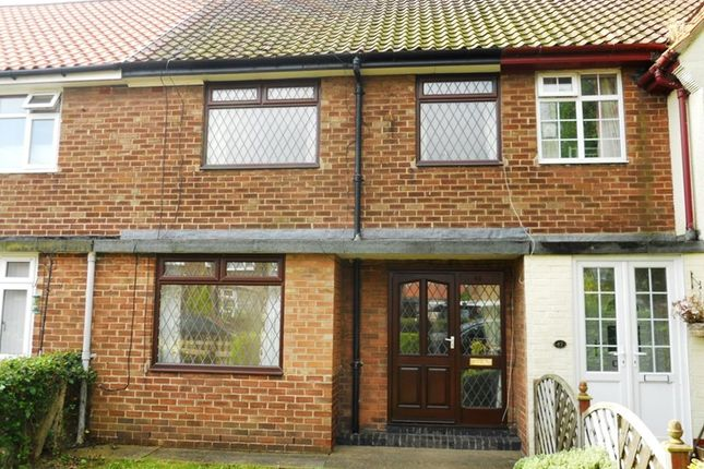 Thumbnail Terraced house to rent in Westlands Drive, Hedon, Hull