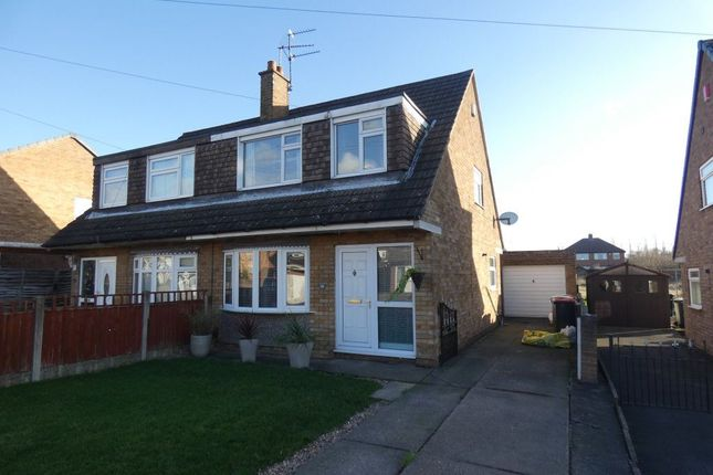 Thumbnail Semi-detached house to rent in Kennedy Drive, Stapleford, Nottingham