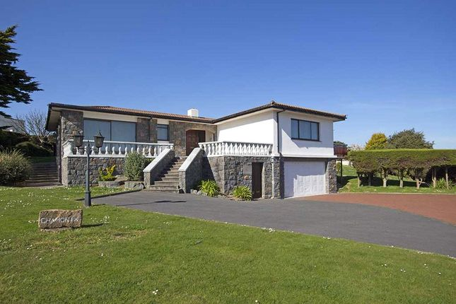 Thumbnail Detached house for sale in York Way, Fort George, St Peter Port